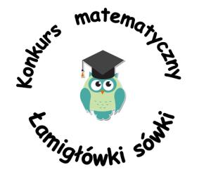logo konkurs matematyczny