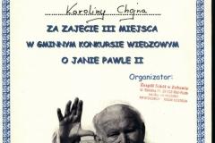 Dyplom - K.Chojna
