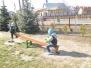 Szkoła w ruchu - zabawy na placu zabaw