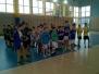 Turniej piłki koszykowej w Koszycach Wielkich.
