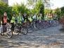 Wycieczka rowerowa klas V-VII