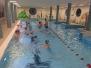Zajęcia na basenie 2016