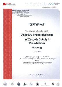 certyfikat-przedszkola
